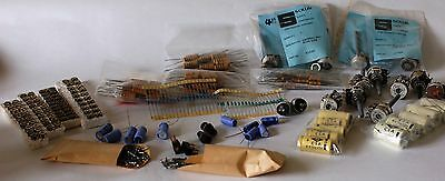 Lot of N.O.S. electronic components (Please see the listing)