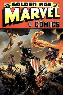 Golden Age of Marvel Comics #1 in Near Mint - condition. FREE bag/board