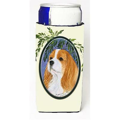 Carolines Treasures Cavalier Spaniel Michelob Ultra s For Slim Cans 12 oz.