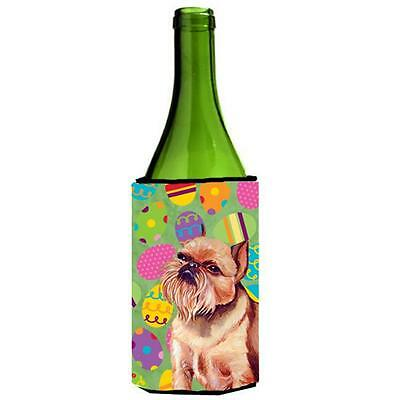 Brussels Griffon Easter Eggtravaganza Wine Bottle Hugger 24 oz.