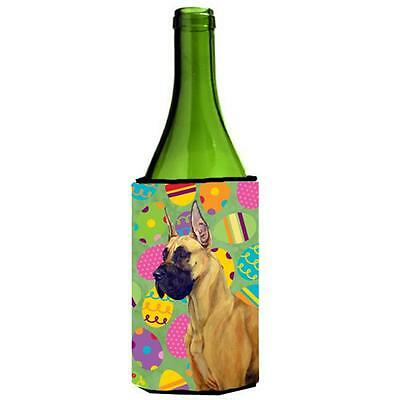 Carolines Treasures Great Dane Easter Eggtravaganza Wine Bottle Hugger