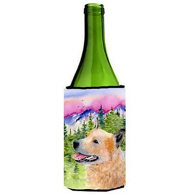 Carolines Treasures Australian Cattle Dog Wine bottle sleeve Hugger 24 oz.