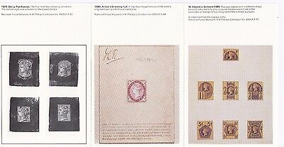 National Postal Museum Postcards Series 5 Set of 6
