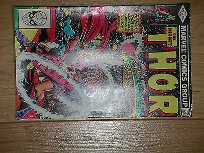 marvel comics the mighty thor issues 322 331and 335