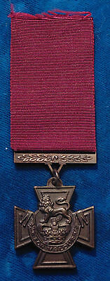 Quality SHARP Great Britain British Canadian CANADA Victoria Cross medal COPY