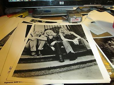 Dixie Chicks Promotion Photo Vintage  90's Promo Shot 8 X 10 Collectable Oop