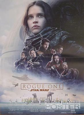 Rogue One - Star Wars - Original Regular Small French Movie Poster