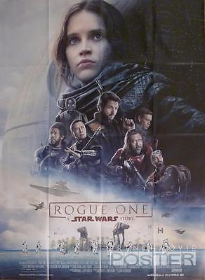 Rogue One - Star Wars - Original Regular Large French Movie Poster