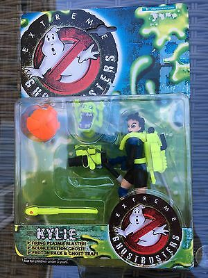 Extreme Ghostbusters Kylie. New. Sealed. 1997.