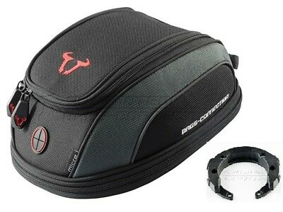 DUCATI MONSTER 696 FROM YR 08 Quick-Lock Evo micro 5 L Motorcycle Tank Bag Set