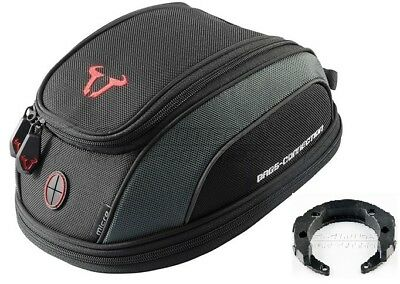 Ducati Monster 821 from Yr 14 Quick-Lock Evo micro 5 L Motorcycle Tank Bag Set
