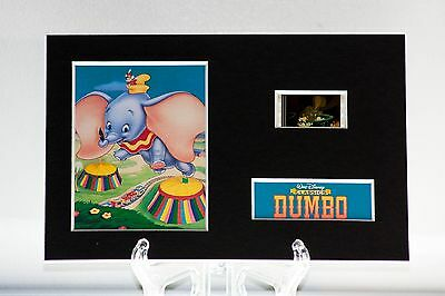 Dumbo -  6 x 4 Unframed movie film cell display great gift