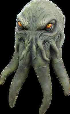 BRAND NEW Monster Of R'Lyeh Octopus Monster DELUXE LATEX ADULT CTHULHU MASK