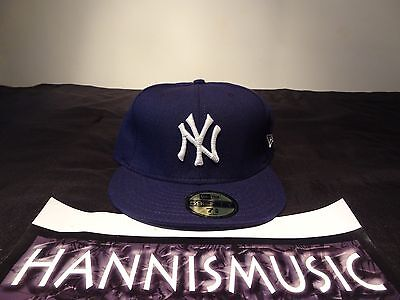 cfaced5e3 RARE NEW ERA New York Yankees Fitted Hat