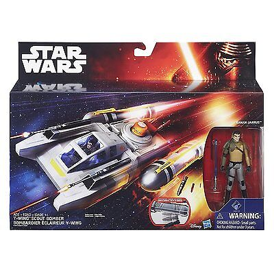 Star Wars Rebels 3.75-inch Vehicle Y-Wing Scout Bomber
