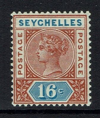 Seychelles SG# 6, Mint Lightly Hinged - Lot 090416