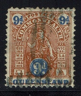 Queensland SG# 266 - Used - Lot 022116