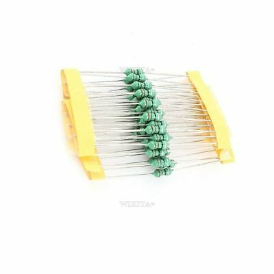 50Pcs 0410 Color Ring Inductance 2.2MH 222K 1/2W Axial Rf Choke Coil Inductor iy