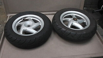 HONDA JF06 Lead 100 Wheel Set