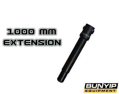 Auger Torque Extension - 1000Mm - 65Mm Round To Suit Earthdrill & Auger Drive