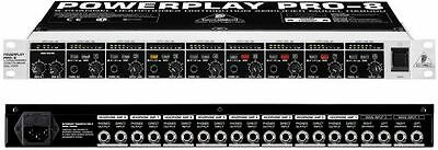 Behringer HA8000 Powerplay Pro