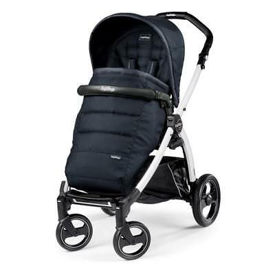 Peg Perego Book S Completo Luxe Bluenight Gestell S weiß