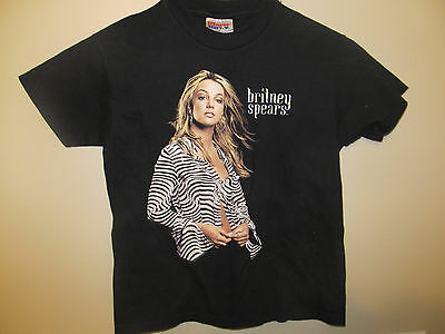 vtg Britney Spears tour shirt . Youth small