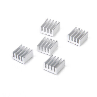 Cooling Fan Clear Case Aluminum Heat Sink Mount Kits for Raspberry Pi 2