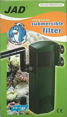 Jad Fp-18E Aquarium Internal Filter 750Lph  6924781226951