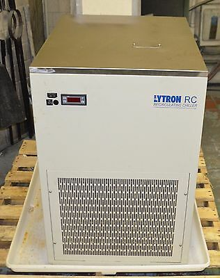 LYTRON RC Recirculating Chiller - Part No. RC022J01