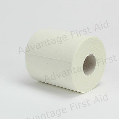 Rigid Sports Strapping Tape- Zinc Oxide Tape. 7.5cm x 10 m. Various Quantities