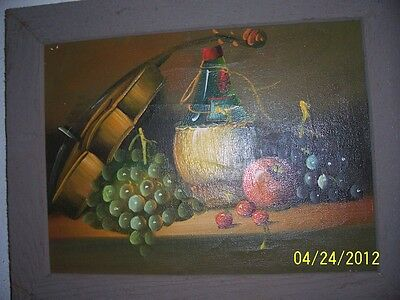 Give Us This Day Our Daily Bread,oil  .oil Canvas