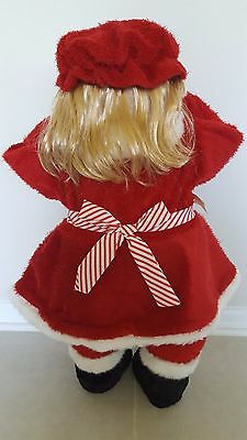 DanDee Hide N Seek CHRISTMAS DOLL Time Out Corner GIRL doll Collectible RARE