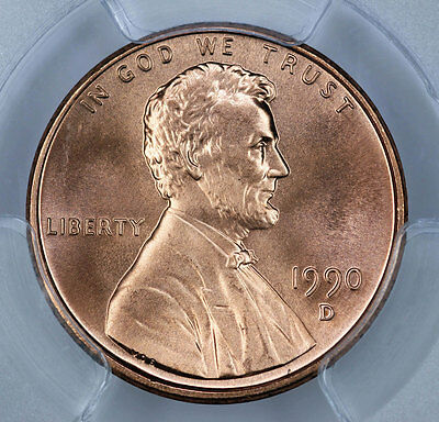 1990-D PCGS MS67RD Lincoln Cent