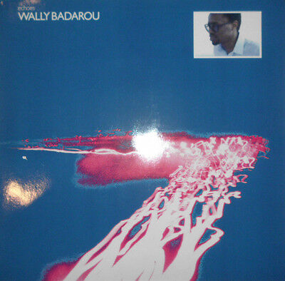 Wally Badarou - Echoes 1984 Island German1st Edition Lp in Mint Jazz Downtempo