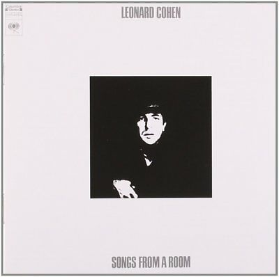 LEONARD COHEN Songs from a Room CD Remastered NEW
