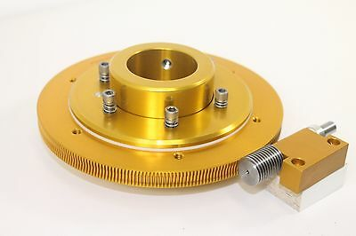 """NEW BYERS 7.1"""" 252-th Telescope Drive,With 2"""" Clutch, Single-Ended Worm"""