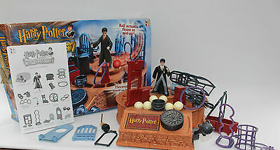 HARRY POTTER Levitation Challenge game Untested, parts missing Spares repair