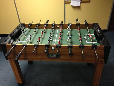 jaques soccer football table