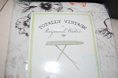 Raymond Waites Totally Vintage  Ironing Board Cover Butterfly Nip