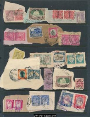 Assorted Colonial African Stamps & Post Marks