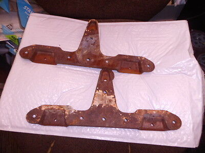 Vintage Cast Iron Standard Wall Mount Sink Bracket Rehab Restore