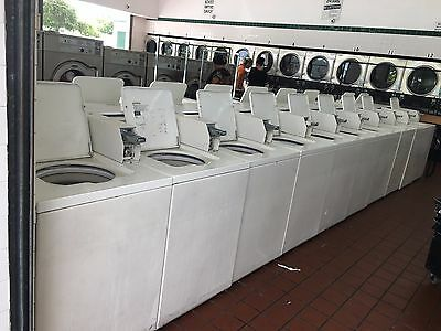 Coin Laundry Equipment - Top Load Washers