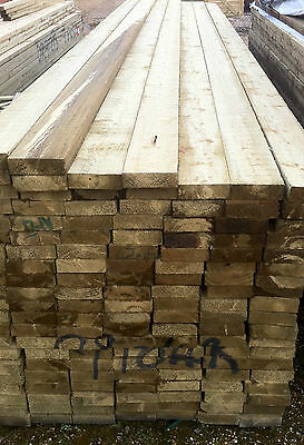 Pressure Treated Timber Decking Framing joists,sizes available: 4x2 & 6x2