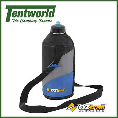 OZtrail 1L Water Bottle with Insulated Cover - Blue