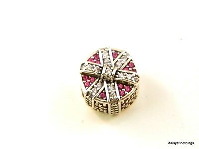 ce4ad4442 Nwt! Authentic Pandora Charm Shimmering Gift Red And Clear #792006Czr  Retired