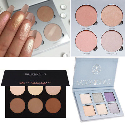 Anastasia Beverly Hills Moonchild Glow Contour Kit Palette Highlight Moonchild