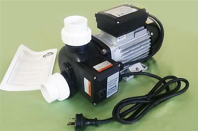 Spa / Pool Heatpump 1.5Hp Pump, Built In 2Kw Heater, Air Switch Whirlpool Bath