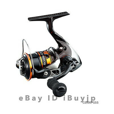 Shimano 13 Soare CI4+ C2000PGSS Saltwater Spinning Reel 031730