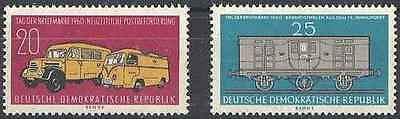 Timbres Transports Allemagne RDA 504/5 ** lot 16807
